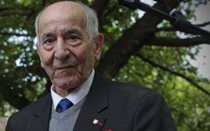Rafael Gomez, el último superviviente de La Nueve.