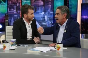 """Miguel Ángel Revilla: """"Nunca me han llevado a TVE con el gobierno de Rajoy"""""""