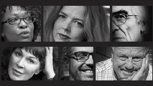 Rita Dove, Christina Rosenvinge, Lluís Solà, Mary Jo Bang, Manuel Forcano y Leo Bassi.