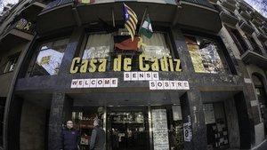 Una república gaditana i al seu aire a Barcelona