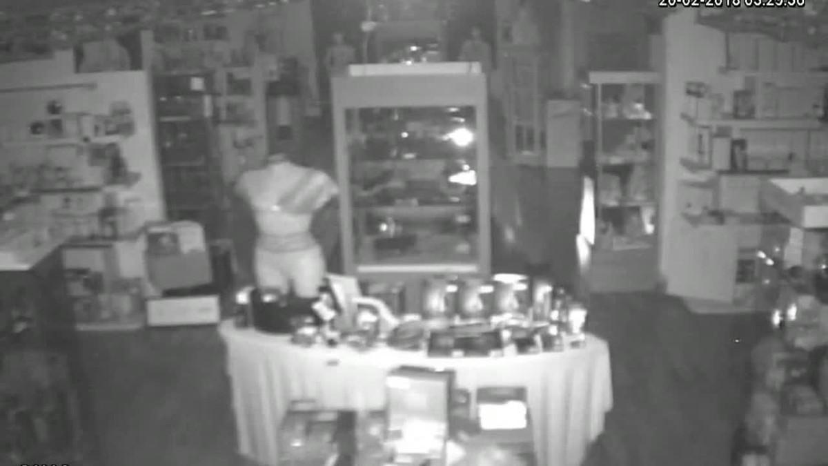 Un home va assaltar la botiga eròtica Love Stop de Barcelona i va robar vibradors dalta gamma, banyats en or de 24 quirats, per un valor de 20.000 euros.