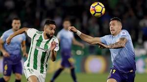 El Girona deixa escapar la victòria contra el Betis en un final boig