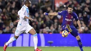 El Barça avassalla el Deportivo (4-0)