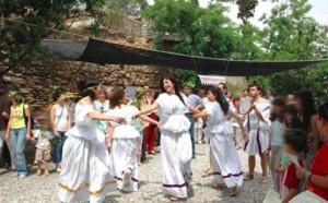 Sant Boi acoge la 15ª edición de su tradicional fiesta romana