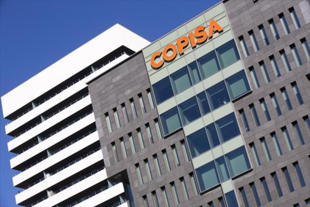 La sede del Grupo Copisa, en LHospitalet de Llobregat.