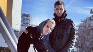 Skone y Chuty son los mayores referentes del freestyle en España.