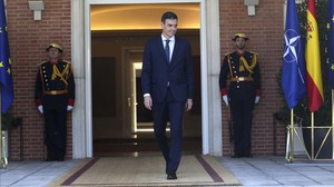 """El Govern confia a crear """"un nou clima"""" en la reunió entre Sánchez i Torra"""