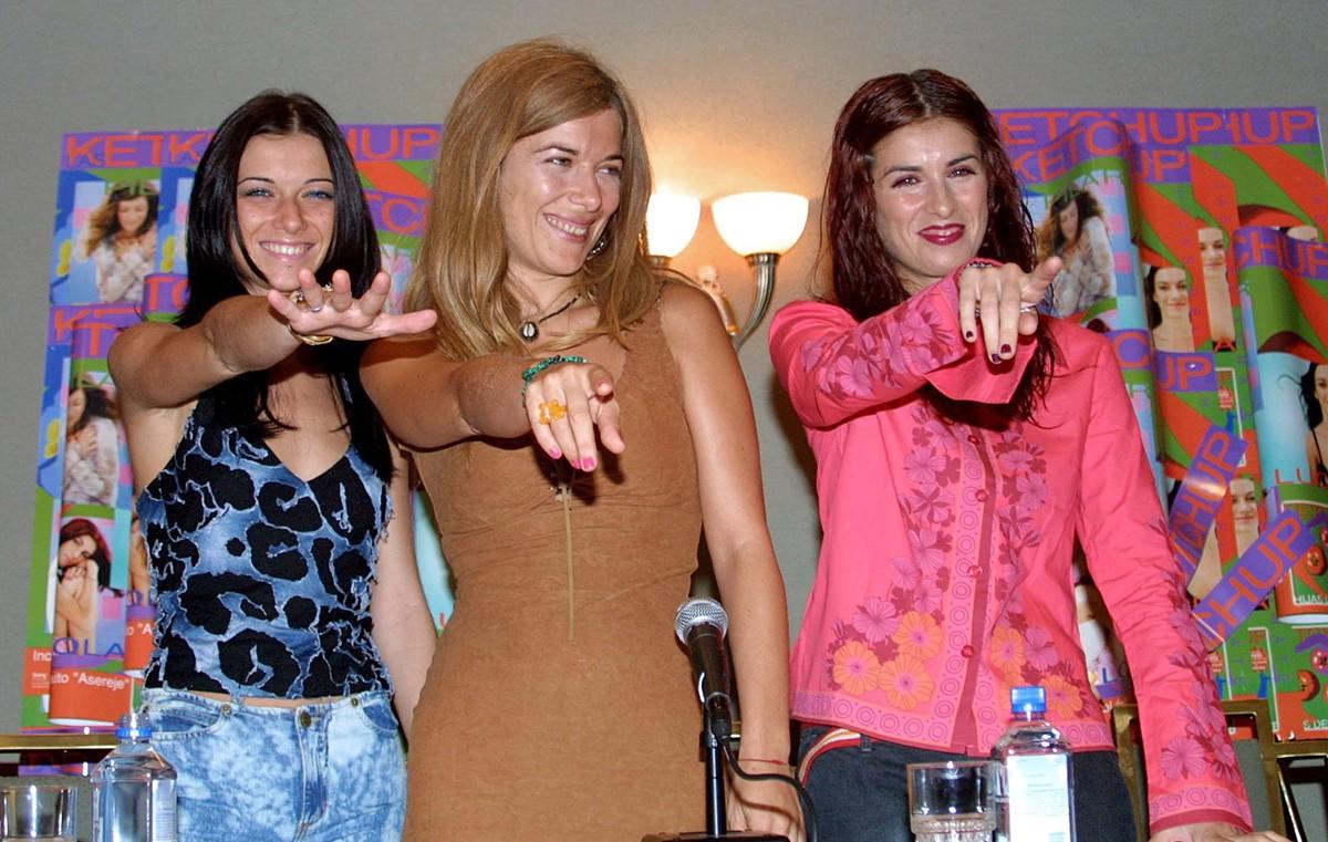 El grupo español Las Ketchup, en una foto de archivo.