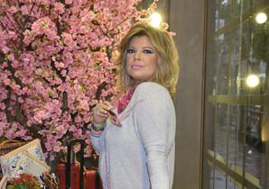 Terelu Campos, colaboradora de Tele 5.