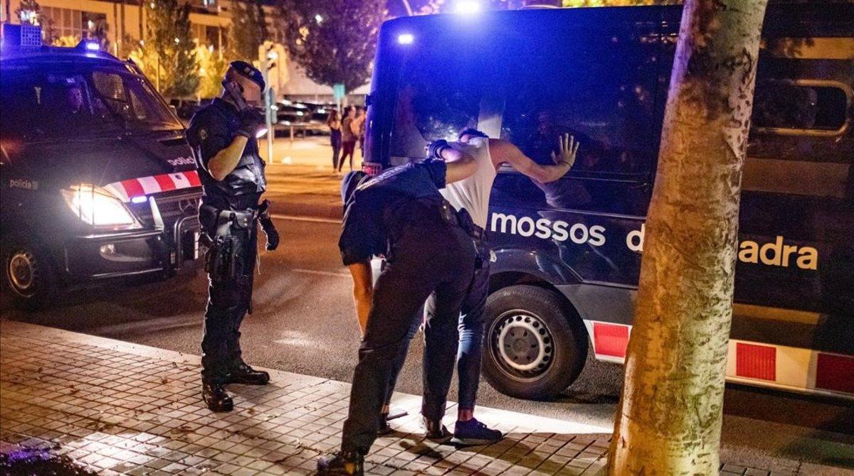 Catalunya i Barcelona registren fins a l'agost més assassinats que en tot el 2018