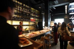 La Vinoteca Torres: un 'brunch' i mil vins