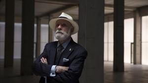 Vinton Cerf, en La Salle Bonanova de Barcelona.