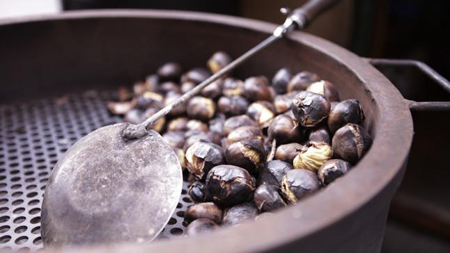 Las ventas de castañas alcanzarán los 900.000 kilos