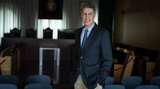 Xavier García Albiol, nuevo alcalde de Badalona tras la dimisión de Álex Pastor.