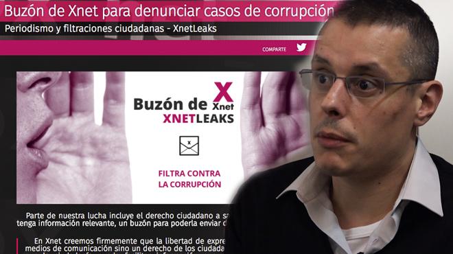 Així funciona la bústia de Xnet, una bústia anticorrupció per poder denunciar casos de corrupció de forma segura i anònima.