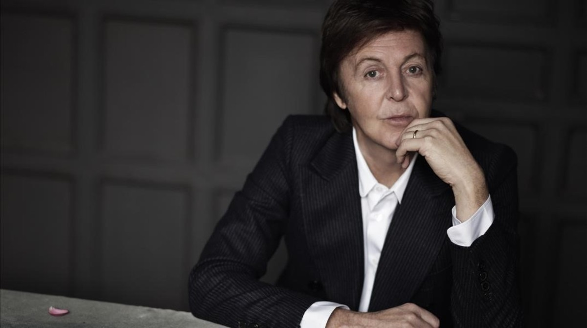 Paul McCartney, el genio de las pantorrillas peludas