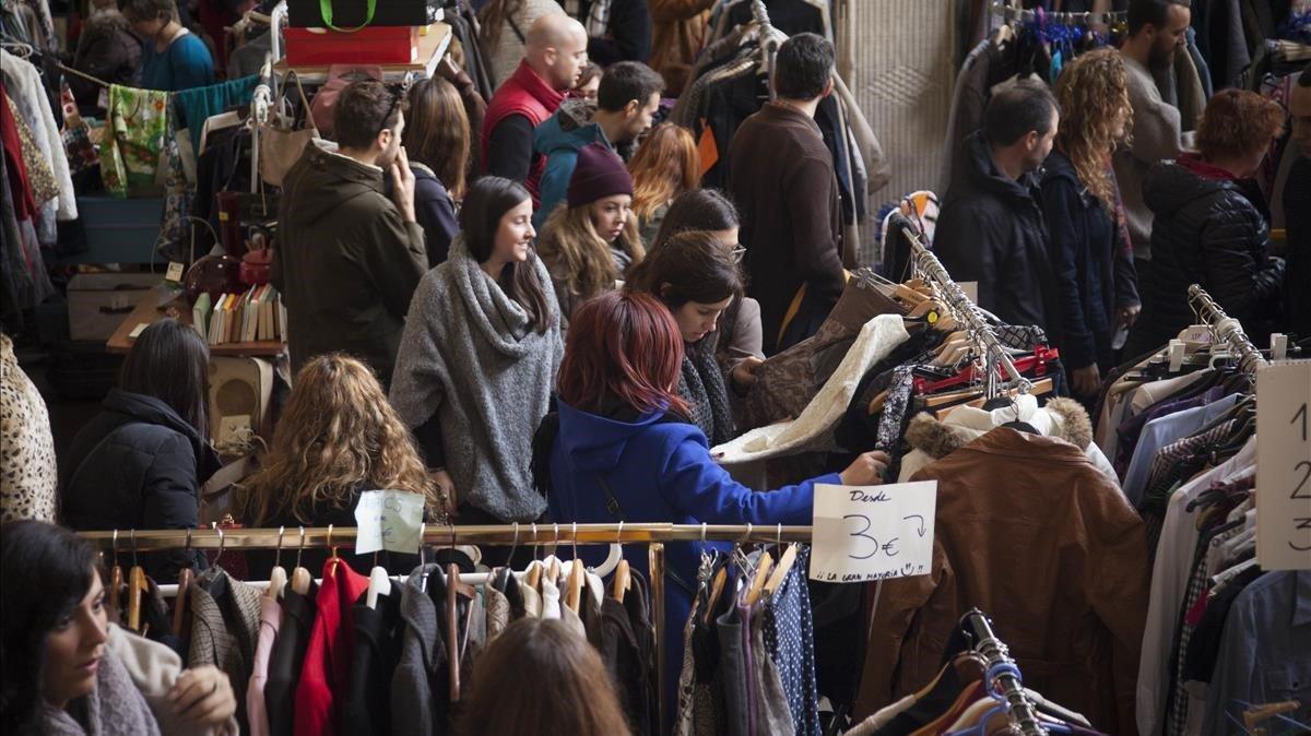 'Köpskam': la vergonya de comprar roba nova