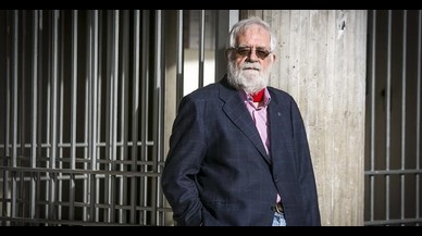 Albert Riba: «Vaig néixer lliurepensador i sempre he sigut un dissident»