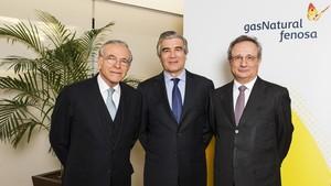 Reynés substituirà Fainé al capdavant de Gas Natural