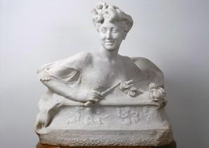 EUSEBI ARNAU - La modernista 'A la llotja'(1911)fue premiada con una medalla de oro en la VI Exposición Internacional de Arte de Barcelona.