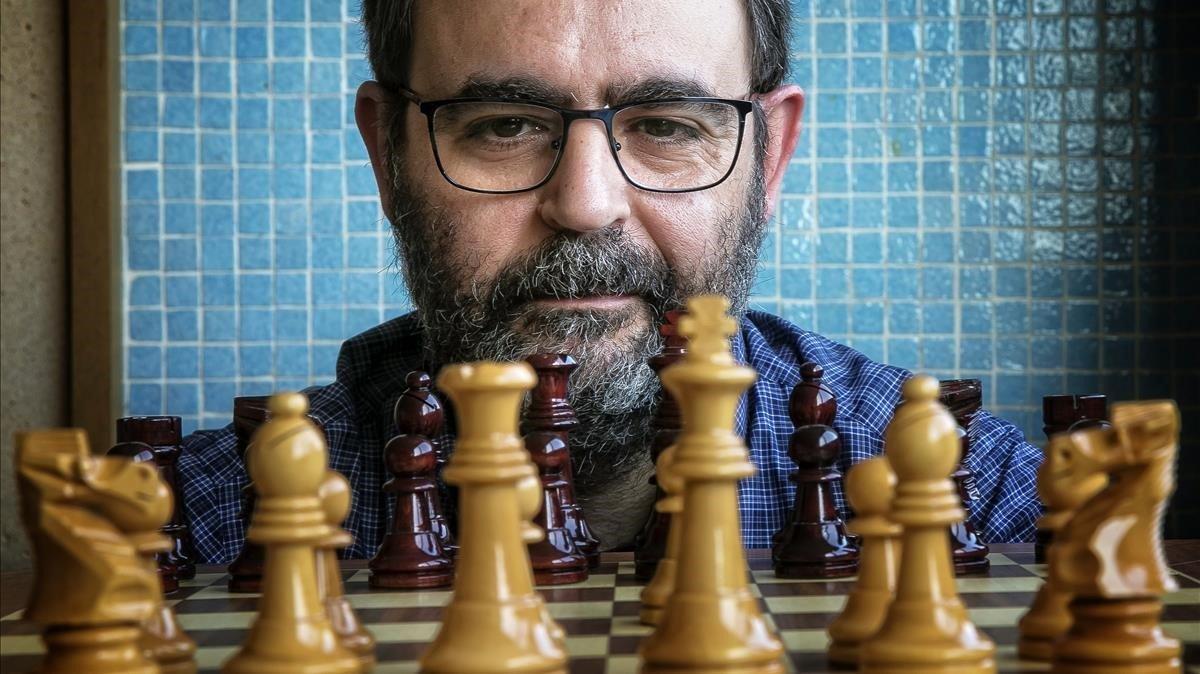 "David Vivancos: ""Era de Kàrpov quan tothom era de Kaspàrov"""