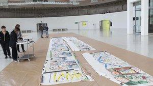 El MNAC rescata un còmic col·lectiu de l''underground' barceloní