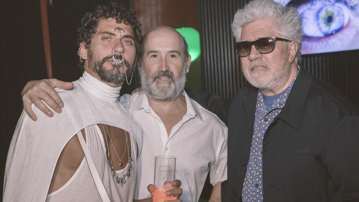La festa boja i futurista de Paco Léon