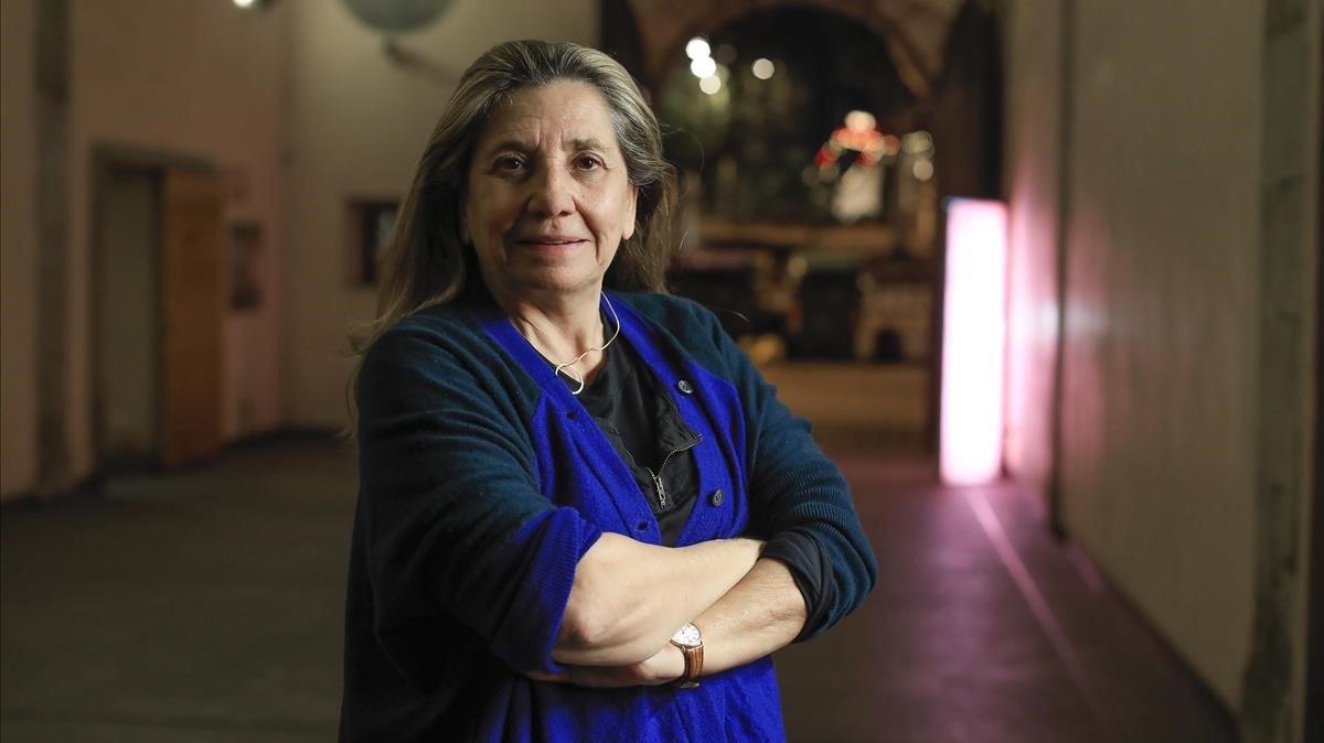 Isona Passola: «La indústria audiovisual catalana ha tocat fons»