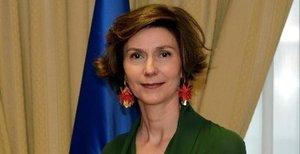 Isabel Oliver, secretaria de Estado de Turismo.