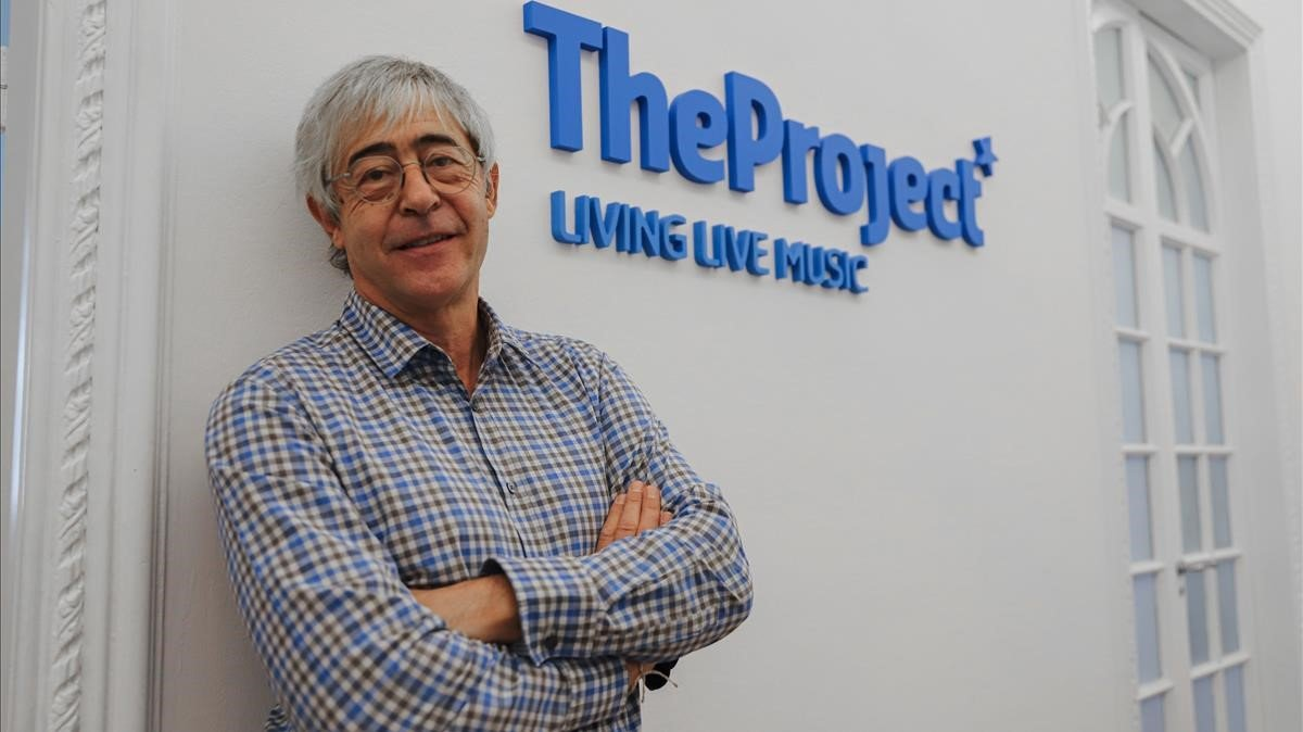 Tito Ramoneda, presidente de The Project.