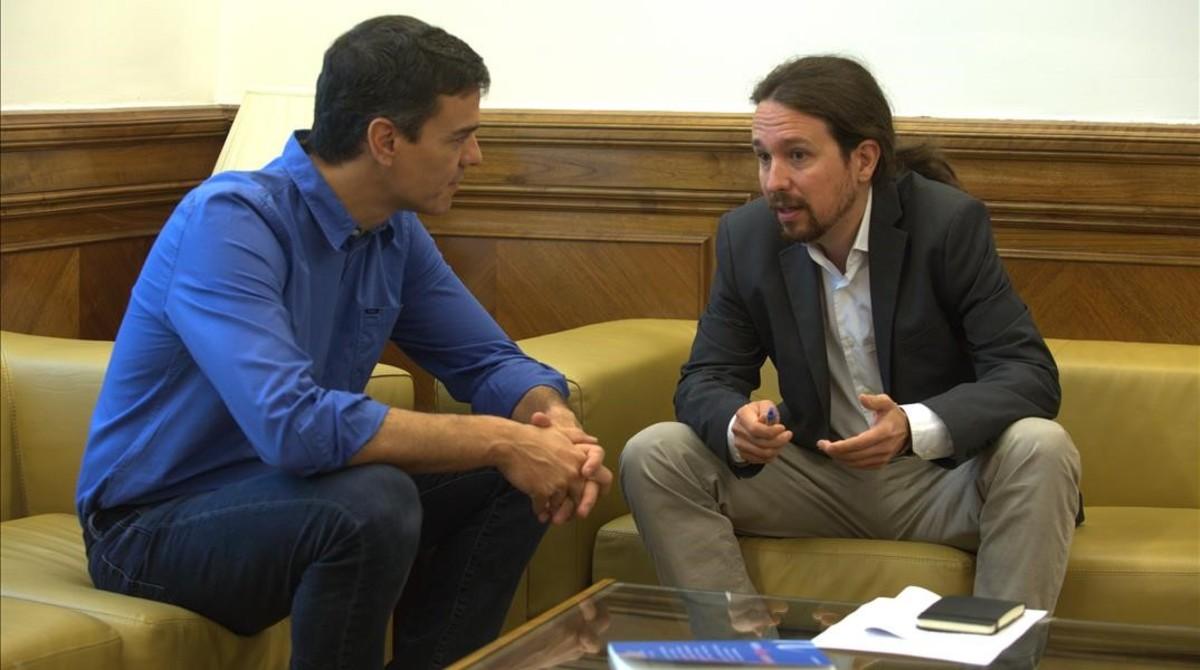 Pedro y Pablo, el 'déjà vu' de los desencuentros
