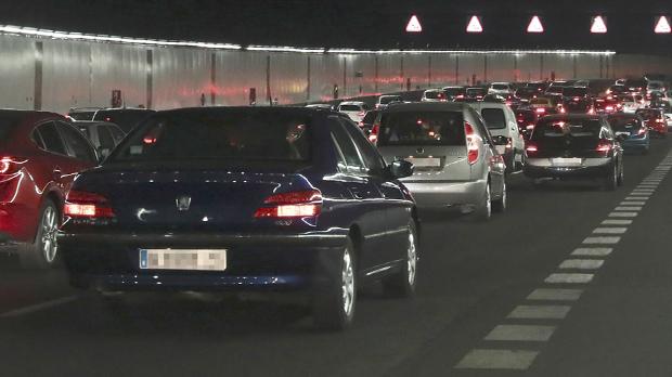 Madrid limita a 70 km/h la velocitat a la M-30 per alta contaminació