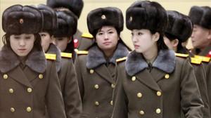 zentauroepp32142889 members of the moranbong band of north korea arrive at beiji171121115219