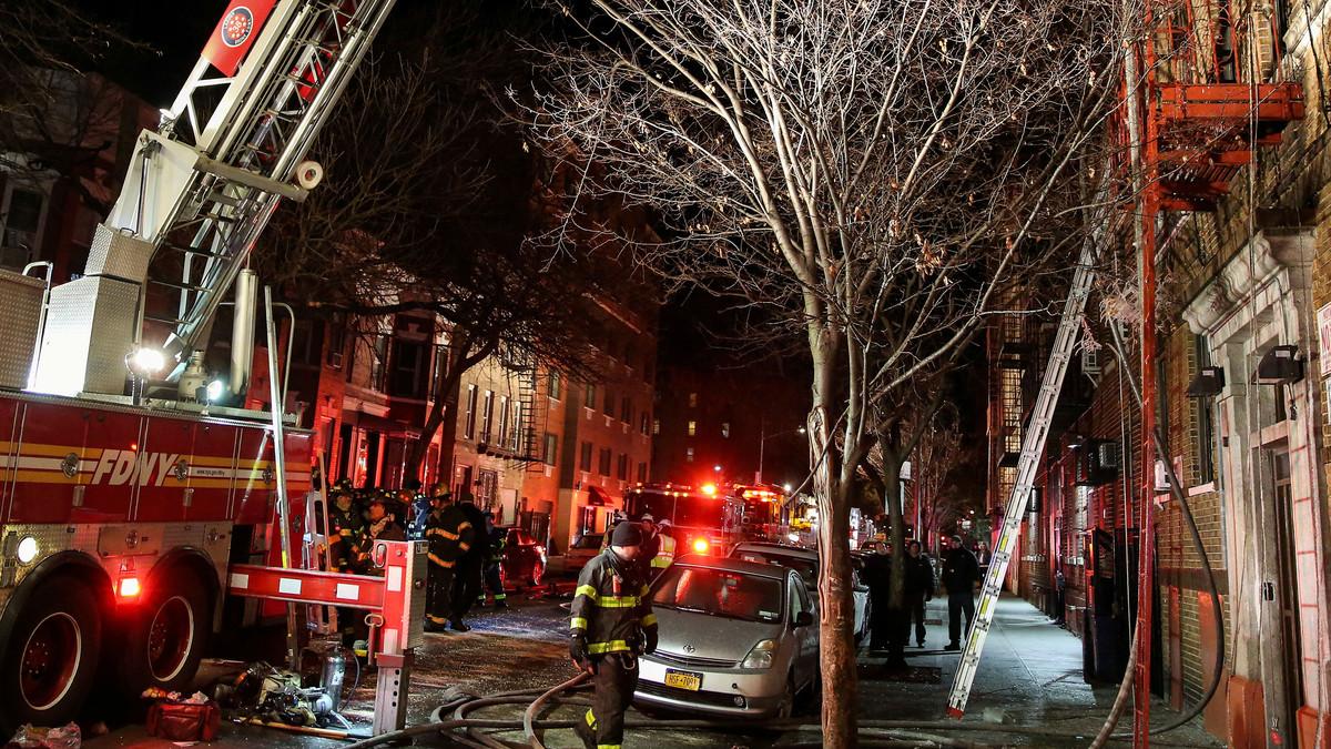 Resultado de imagen para incendio nueva york