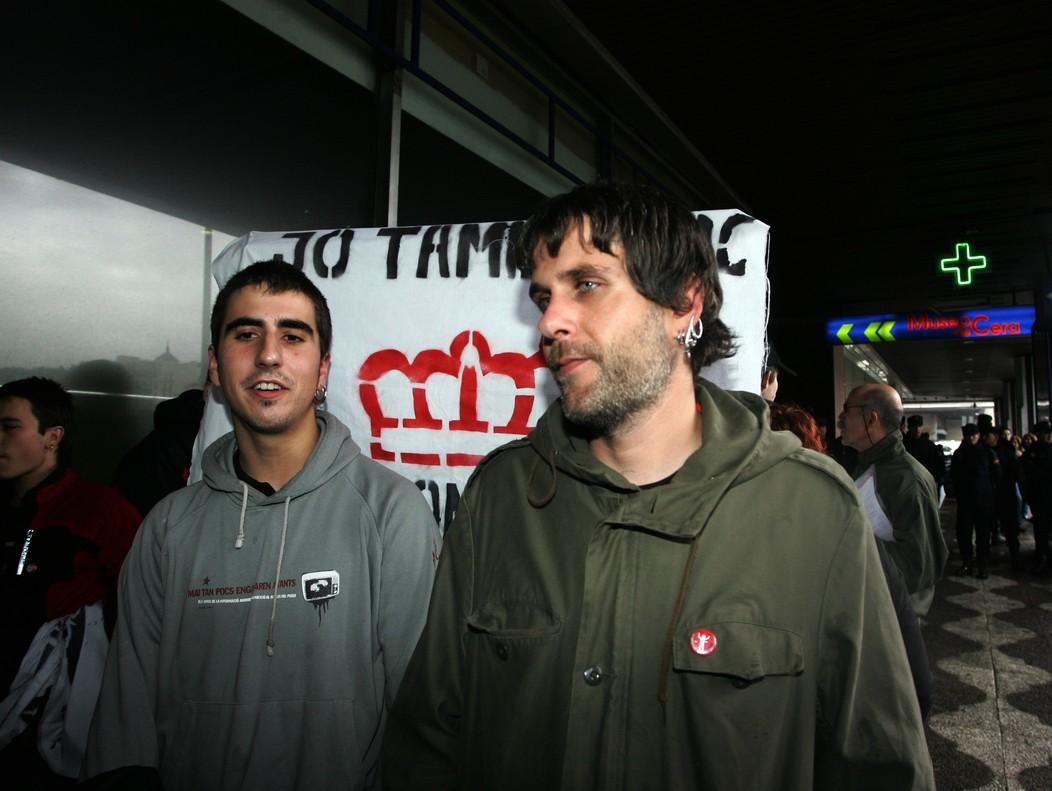 Jaume Roura y Enric Stern