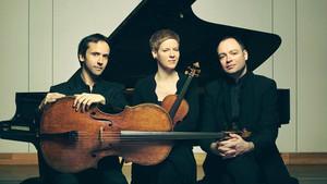Jean-Guihen Queyras, Isabelle Faust y Alexander Melkinov