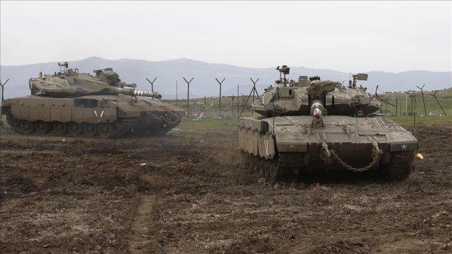 Israel ataca objetivos militares iranís y baterías antiaéreas en Siria