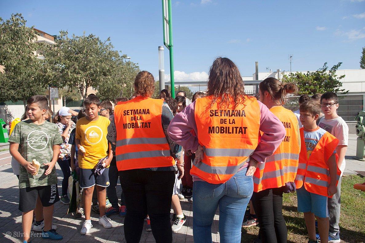 Para celebrar la Semana Europea de la Movilidad, Parets del Vallès prepara un sinfín de actividades y talleres.