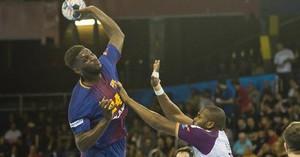 El Barça venç i ofega el campió suec