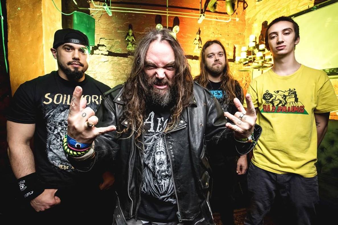 La banda estadounidense Soulfly llega este martes a LHospitalet junto a Killus y Donuts hole