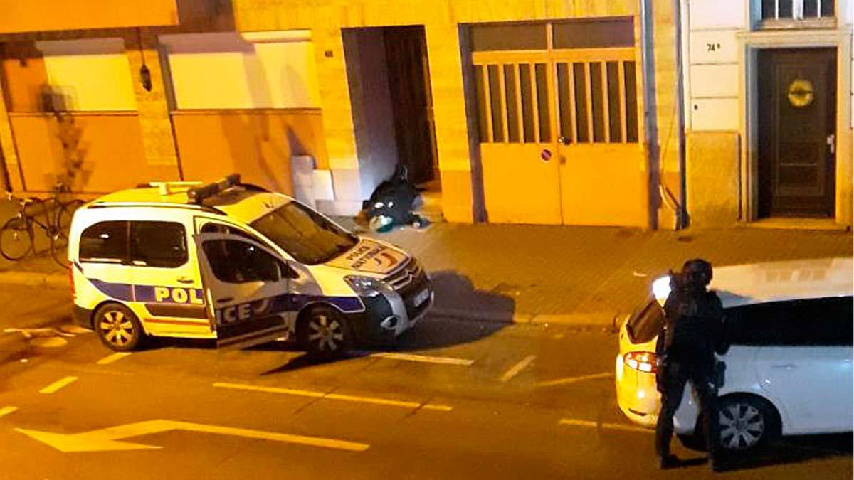 La policia francesa mata el terrorista d'Estrasburg