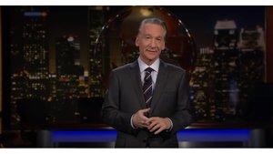 Bill Maher, durante uno de sus monólogos en el programa de la HBO 'Real Time'.