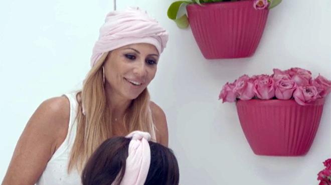 Bimba Bosé, Marta Sánchez y Terelu Campos se unen contra el cáncer de mama.