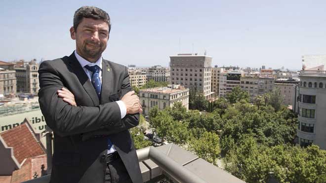 Canadell: La Cambra no hará absolutamente nada para que vuelvan las empresas a Catalunya.
