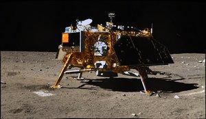 China planea construir una base en la Luna hacia 2050.
