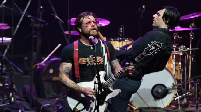 El rock vence al terror