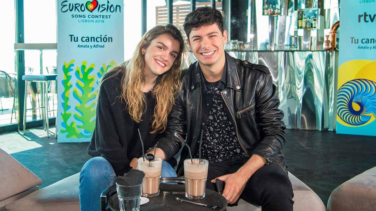 Confirmada la ruptura de Amaia Romero y Alfred García.
