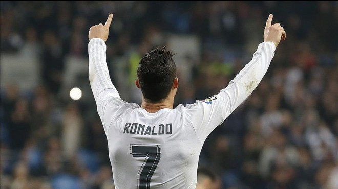 Cristiano ha marcado 8 de sus 19 goles en la Liga al Espanyol