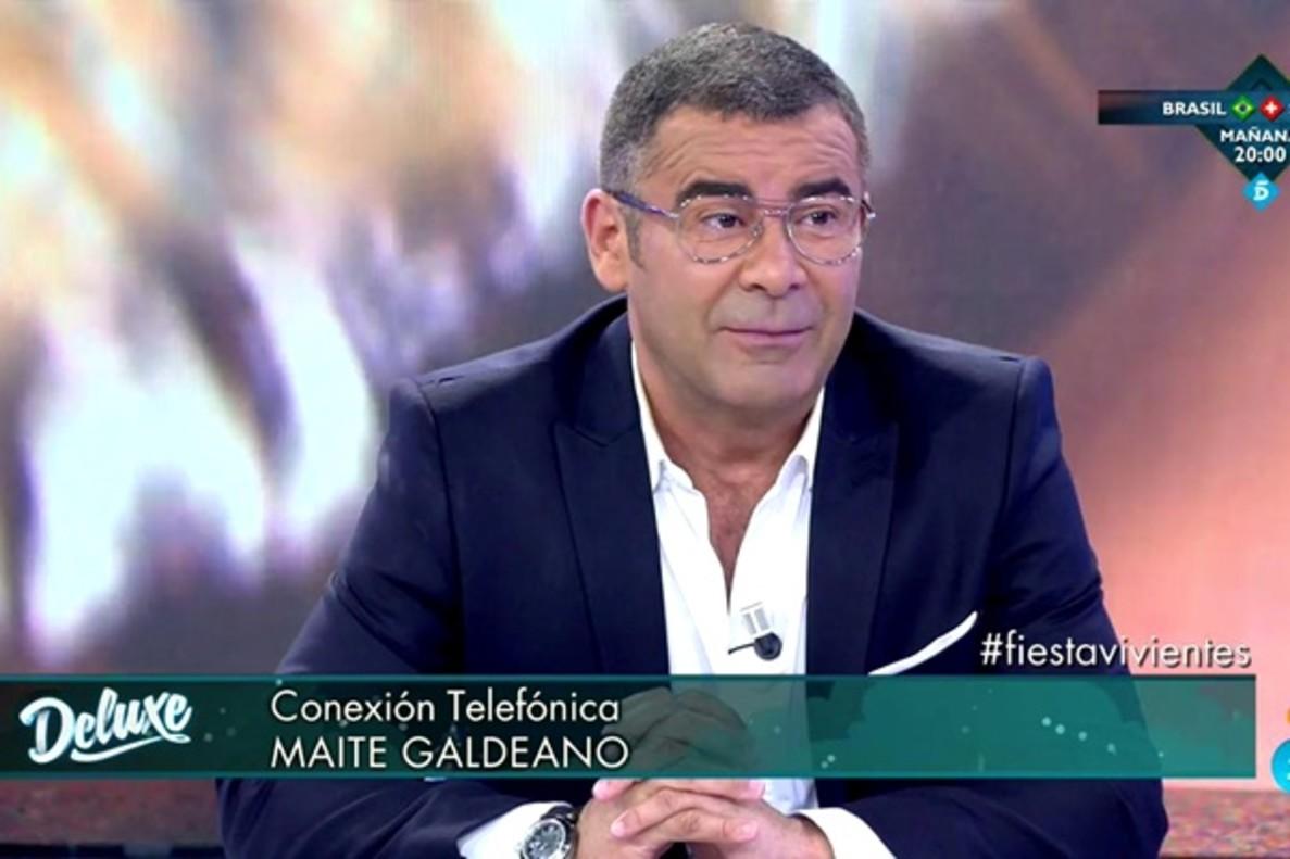 Telecinco se lleva la noche del sábado entre el Mundial y el 'Deluxe'