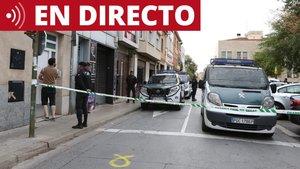 Despliegue de la Guardia Civil en Sabadell en el marco de la operación en que se hadetenido a 9 miembros de los CDR.